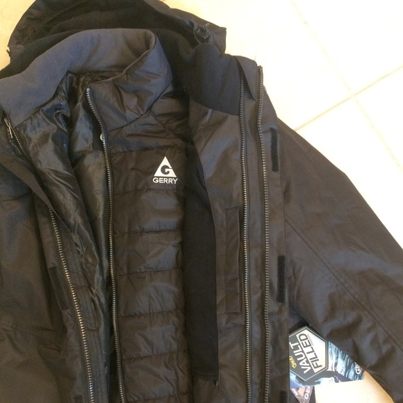 a9b4eed4a Gerry® Men's Crusade 3-in-1 System Jacket size L NWT